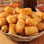 Crispy Cauliflower Tots