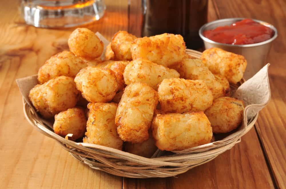 Crispy Cauliflower Tots – 5 Minute Life