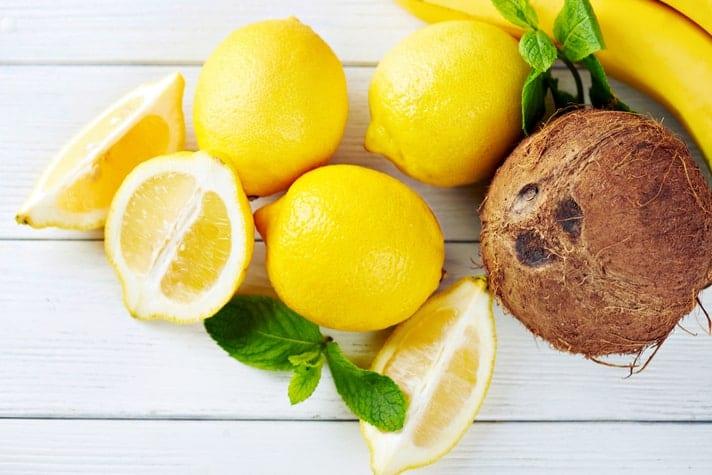 Lemon Tart Fat Bombs