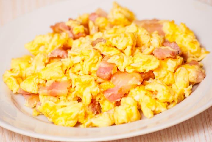 breakfast keto fat bomb